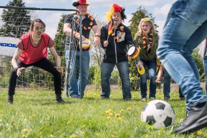 Fußball Team Challenge Riesa