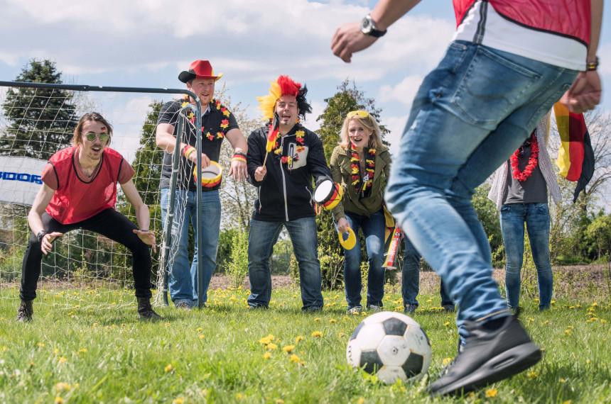 Fußball-Teamchallenge Wien 2
