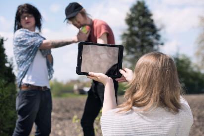 iPad Kurzfilmfestival in Mülheim an der Ruhr