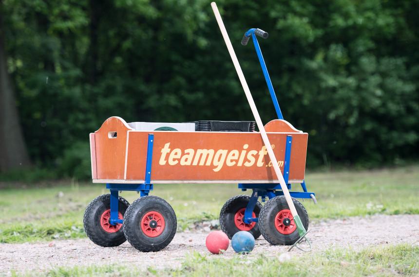 Bosseln Kugel Outdoor Wagen