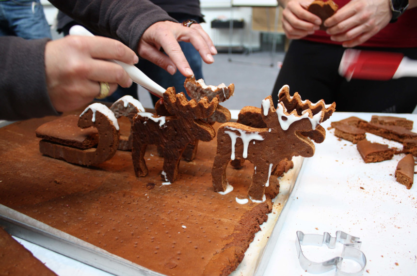 Weihnachtsbäckerei Wiesbaden 0