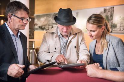Hotel Krimi Potsdam Teamevent Challenge Tagung