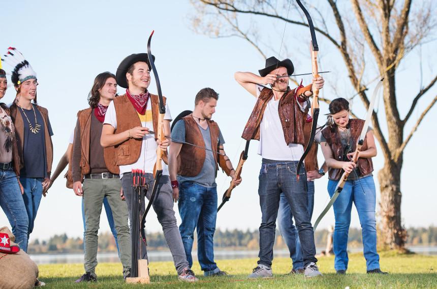 Wild West Teamchallenge 3