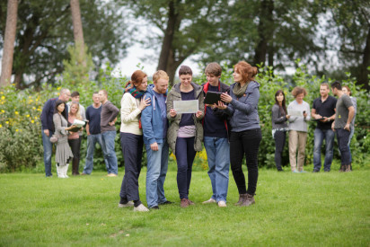 tabtour game - die ipad Rallye in St. Peter Ording