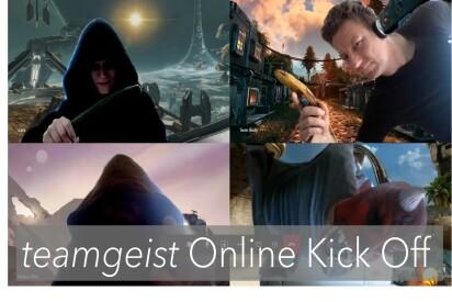 Remote Filmdrehfestival als Online Kick Off Event