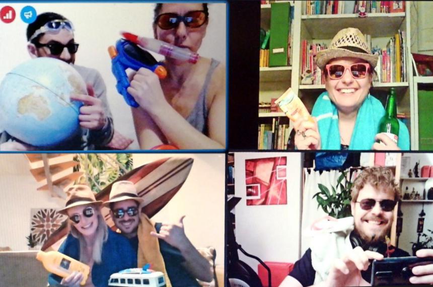 Virtual Summer Party 0