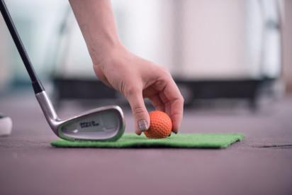 Golf Indoor Ball Schlaeger