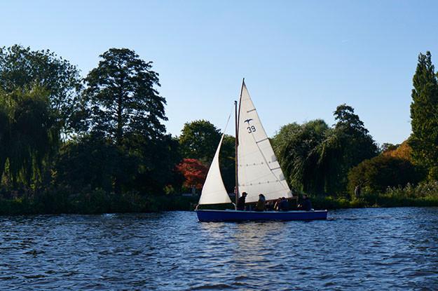 Segelboot-im-Herbst-Hamburg