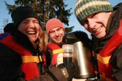 gluehwein team event-Dresden