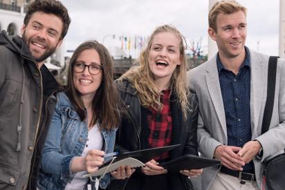 Team Stadt iPad Tablet