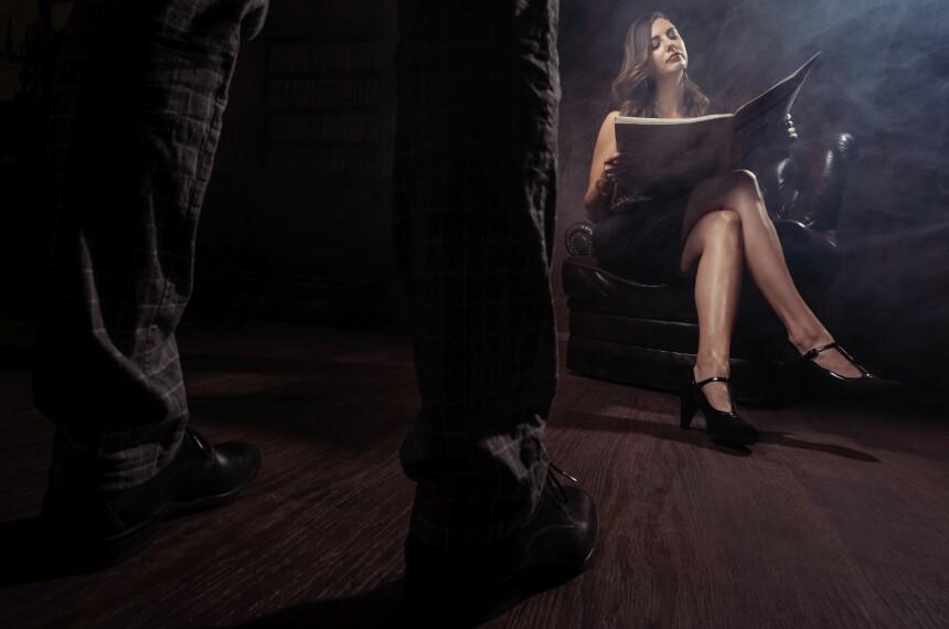 Tatort Weinberg - das Online-Krimi-Event mit echten Schauspielern 2