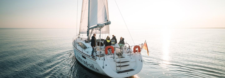 Charter and Sail Segeltörn auf der Ostsee