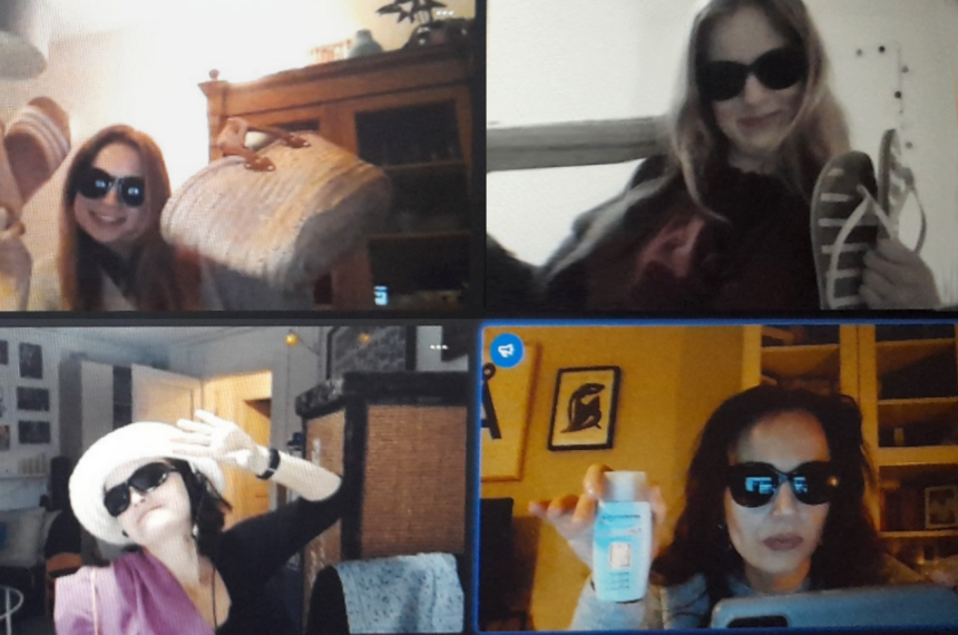 Virtual Summer Party 1