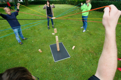 Teamchallenge (outdoor) in Wuppertal