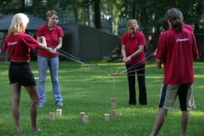 Teamchallenge (outdoor) in Köln