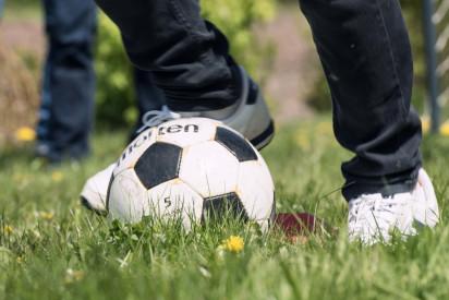 Fußball Teamchallenge in Weimar