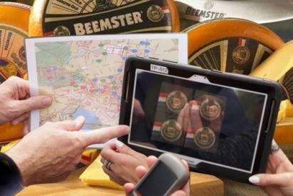 iPad Dinner Rallye Amsterdam