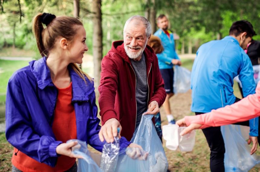 Plogging Junk Run Gemeinsam Müll sammeln
