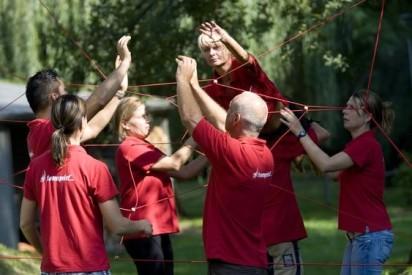 Teamchallenge für Großgruppen in Bonn