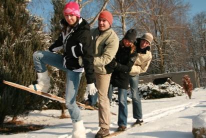 Teamgeist Xmas Challenge (outdoor) Herne