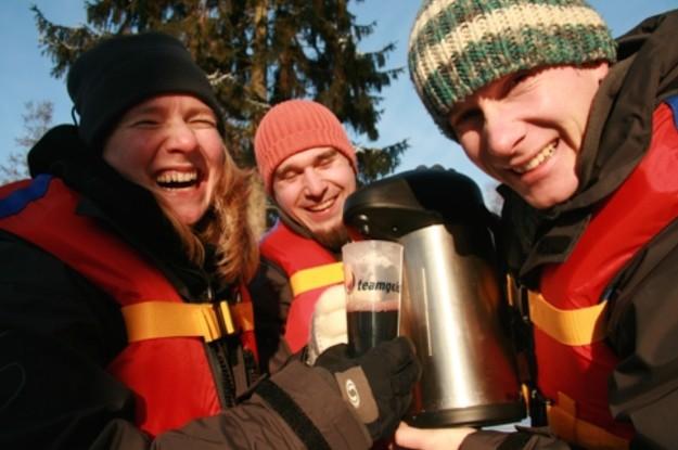 gluehwein team event-Kolberg