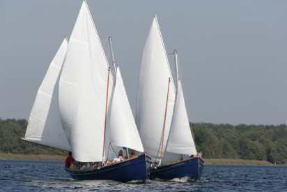 Segeln Berlin Team Templiner See Schwielowsee Wolziger See Segelcup Proseccosegeln