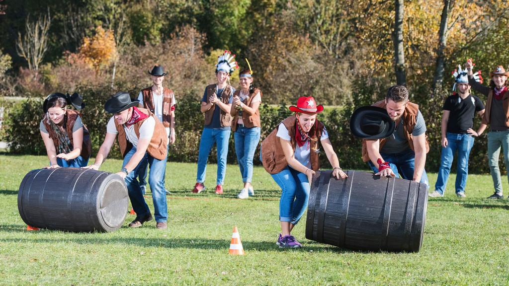 Western Challenge Teambuilding-Maßnahmen