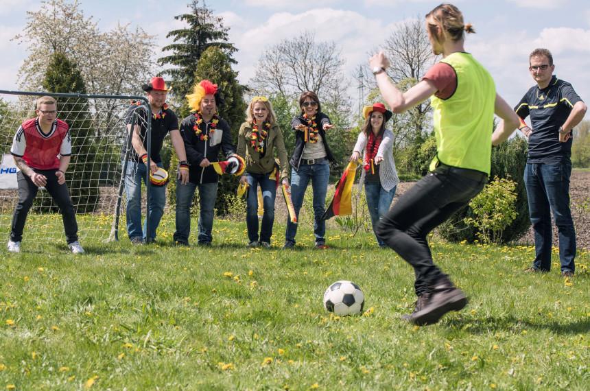 Fußball Team Challenge Bergisch Gladbach 4