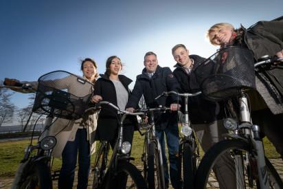 Fahrradtour als Teamevent Hannover