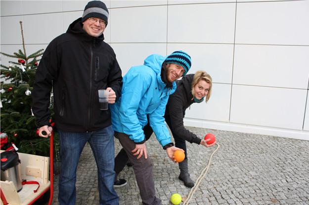 schubkarren und ball-Kiel