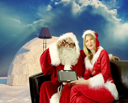 Weihnachtsmann-Quiz-Berlin