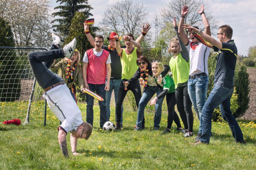 Fußball-Teamchallenge München 2