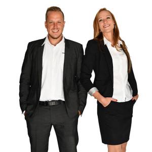 Sigrid Maierhofer und Jürgen Resch