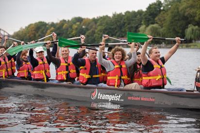 Drachenboot-Sieger-Potsdam