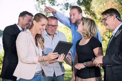 Team Outdoor Tablet iPad GPS