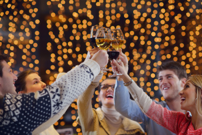 Neujahrsevent Moers