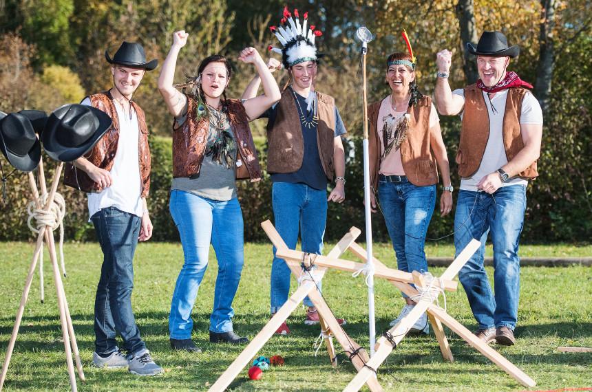 Wild West Teamchallenge 2
