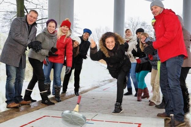 Eisstock-Team-Kolberg