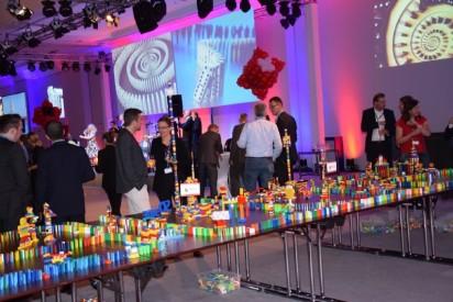 Domino Event für Großgruppen in Köln