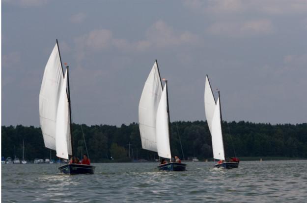 segelboot-gruppe