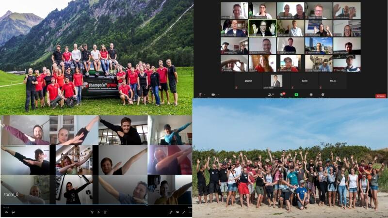 Team Events 2020 – die Neuerfindung von teamgeist