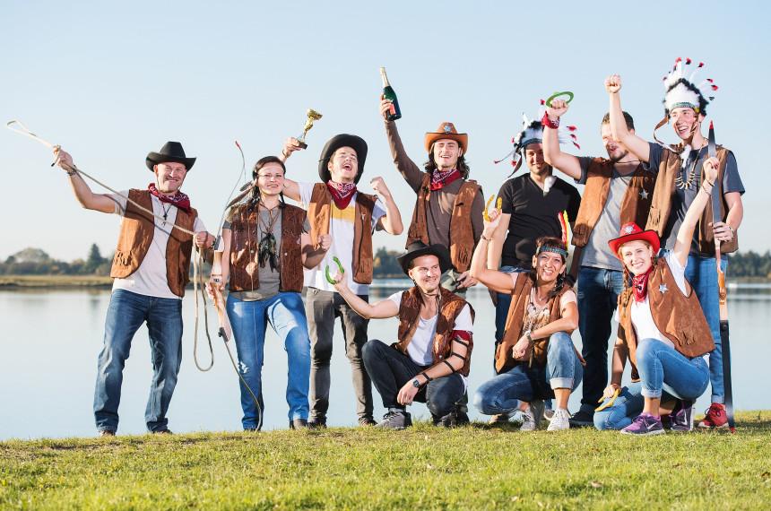 Wild West Teamchallenge 0