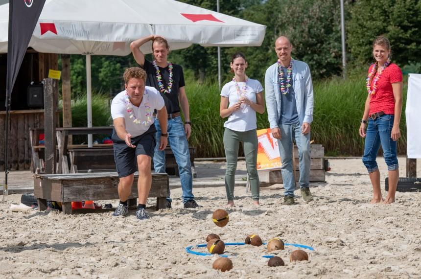 Beach Challenge 1