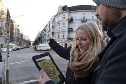 tabtour light - die kleine digitale Schnitzeljagd Wolfsburg