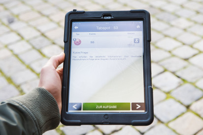 Remote tabtour - die virtuelle Schnitzeljagd