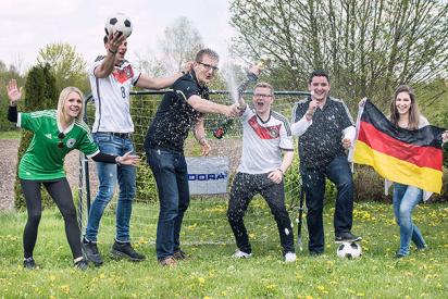 Fußball-Teamchallenge Heidelberg