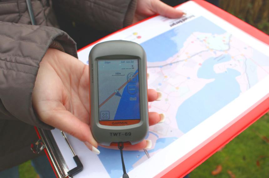 GPS – Nacht Outdoor Rallye 3