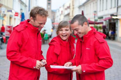 GPS-Stadtrallye Moers