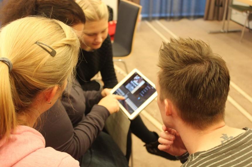 iPad Kurzfilmfestival Köln 2