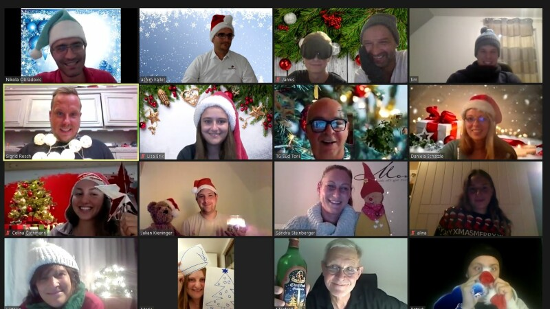 Pressemitteilung vom 21. Oktober 2020 - Weihnachtsfeiern – dieses Jahr virtuell und digital